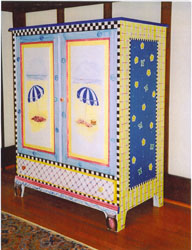 Handpainted Furniture For Your Home Spirit Design