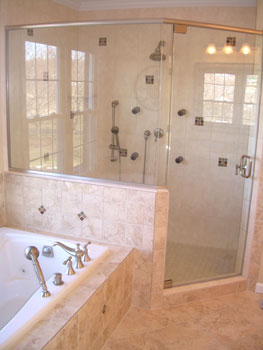 david farrell glass and mirror can custom build that new tub or shower door enclosure and mirror your walls with the highest quality materials