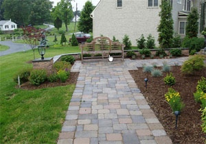 maryland patios pool decks driveways walkways landscape lighting